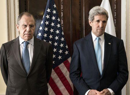 Lavrov: Ora gli USA vorrebbero coordinarsi con la Russia contro l'ISIS