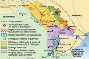 Crisi in Moldova: verso una rivoluzione filo-Russa?