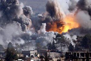 Erdoğan bombarda ennesimo villaggio Cristiano.