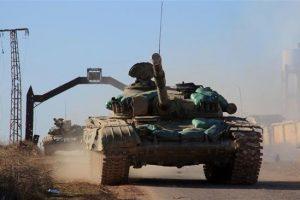 Aleppo: L'esercito siriano ha riconquistato la centrale elettrica…