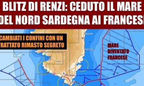 Mare a Nord della Sardegna: no alla svendita alla Francia