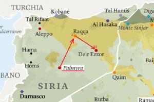 I terroristi di Daesh-IS stanno per essere cacciati dalla Siria