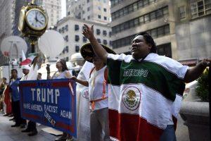 USA: Hillary e Soros sono dietro i violenti disordini anti-Trump