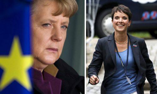 """Germania, Angela Merkel agli elettori: """"Nessun cambio di direzione nella politica sui migranti"""""""