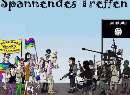 #TerroristsWelcome: Una serie di azioni anti-Islam scuote la Spagna