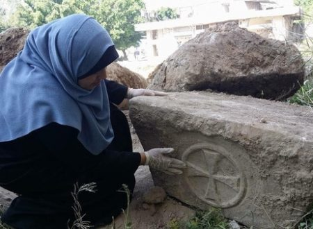 I palestinesi cancellano la storia cristiana