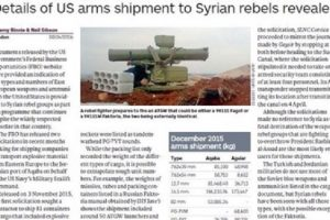 Gli Stati Uniti hanno violato il cessate il fuoco in Siria e armato Al Qaeda