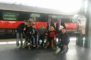 Incontro con i dirigenti di Rete Ferroviaria Italiana di Bari e Roma