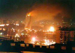 La Serbia ricorda l'aggressione subita dalla NATO