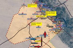 Aggiornamento flash del 14-5-2016: Situazione in Deir Ezzour