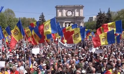 Moldova provocazione di USA, UE, NATO nella capitale…
