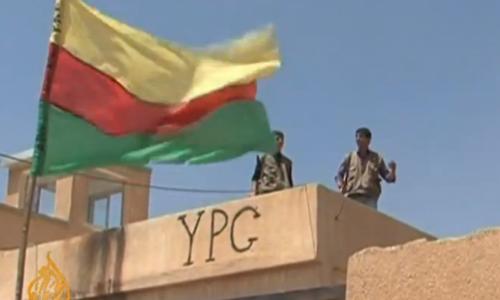 I jihadisti dell'ISIS catturati dai Curdi del YPG piangono…