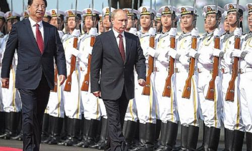 Russia e Cina lanciano la prima esercitazione congiunta di difesa antimissilistica