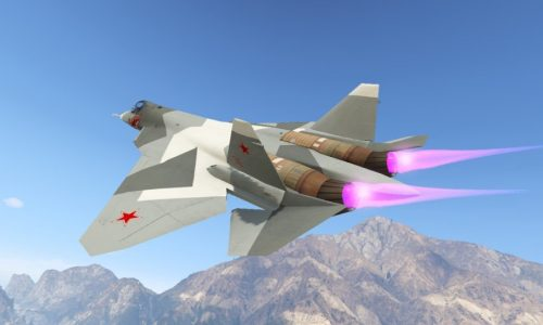 Entra in servizio il Sukhoi T-50
