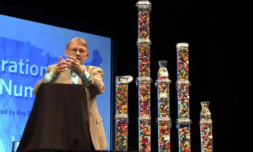 Video, Roy Beck: Immigrazione, povertà nel mondo e bubblegum – Sottotitoli in Italiano