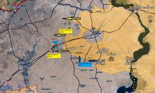 STEFANO ORSI: Bollettino dai fronti siriani n. 58 dal 9 al 11 giugno 2016