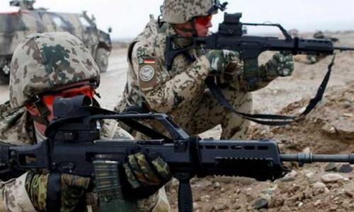 L'esercito tedesco arriva nel nord della Siria