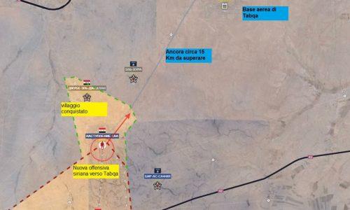 STEFANO ORSI: Aggiornamento flash dai fronti siriani, del 19-6-2016