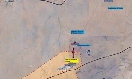 STEFANO ORSI: Aggiornamento flash n.2 dai fronti siriani del 20-6-2016