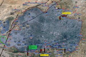 Stefano Orsi: Situazione operativa sui fronti siriani dal 13 al 16 Giugno 2016