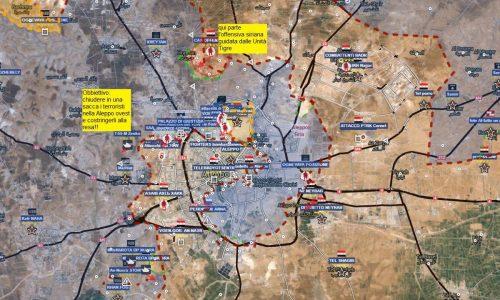 STEFANO ORSI, SIRIA: Parte l'offensiva delle Unità Tigre!!!!
