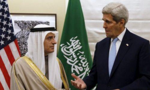 L'Arabia Saudita minaccia la Turchia per il suo cambio di fronte in Siria