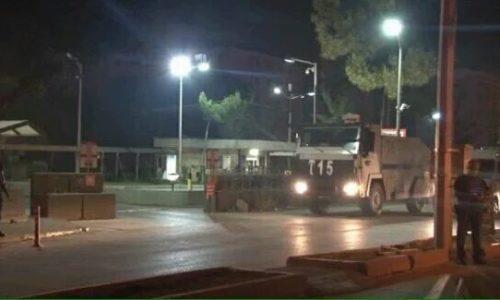Turchia: 7000 militari turchi circondano base militare statunitense