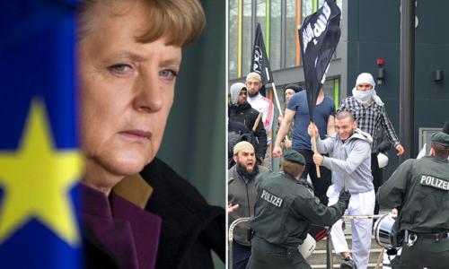 """Germania: """"Nessun cambio nella politica migratoria delle porte aperte"""""""