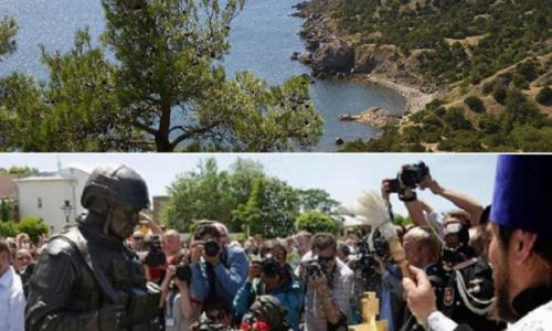 Il Ministero della Difesa ucraino abbandona i suoi incursori catturati in Crimea