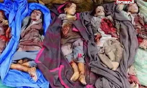 Stop armi italiane ai sauditi che le usano per stragi di civili nello Yemen
