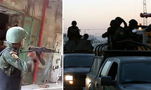 """Palestinesi: Quando la """"Montagna di Fuoco"""" erutterà"""