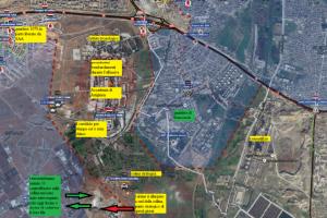 Situazione operativa sui fronti siriani al 4 Settembre 2016