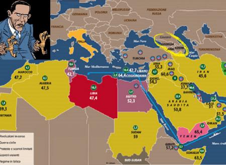 """La Russia fermerà le """"rivoluzioni colorate"""" in Africa e Medio Oriente"""