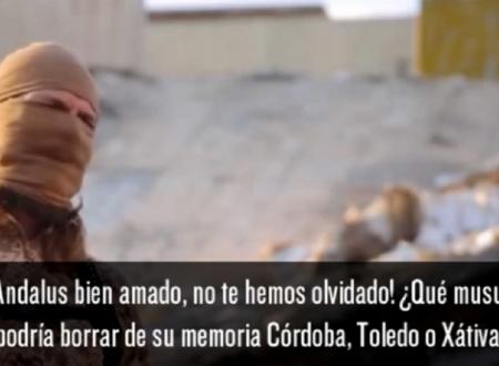 """I jihadisti prendono di mira la Spagna: """"Le azioni dei vostri antenati sono la causa delle nostre azioni di oggi"""""""