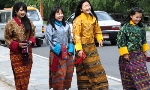 Prima la felicità dei cittadini, il Bhutan ha tutto!