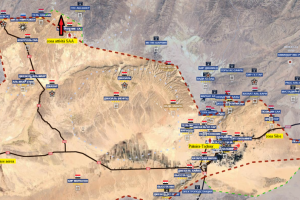 Situazione operativa sui fronti siriani dal 29-10 al 9-11/2016 by Stefano Orsi