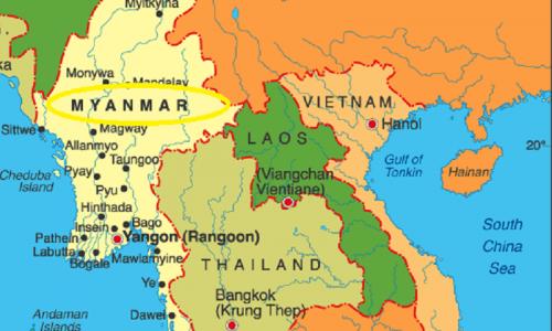 Dopo i sanguinosi scontri armati nel nord del Myanmar, la Cina è in stato d'allerta