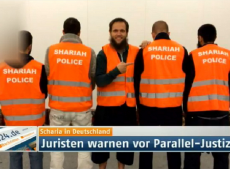 La Germania si sottomette alla legge della sharia