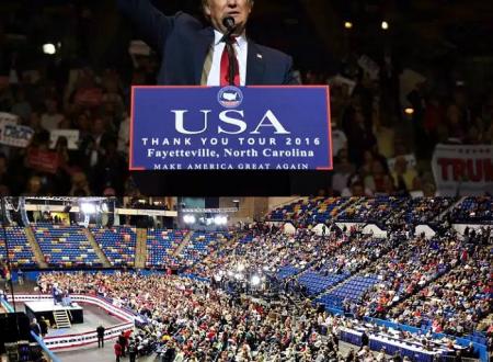 Trump s'impegna a non utilizzare i militari USA immotivatamente