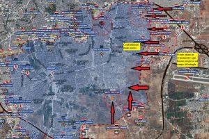 Aggiornamento flash dal fronte di Aleppo est del 3-12-2016 by Stefano Orsi