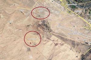 Siria: Città di Deir Ezzour, situazione al 15-1-2017 by Stefano Orsi