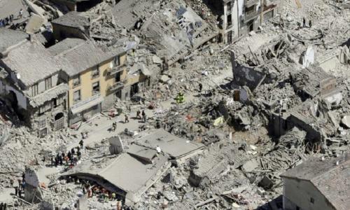 Destinare i 20 miliardi di MPS per le zone terremotate d'Italia