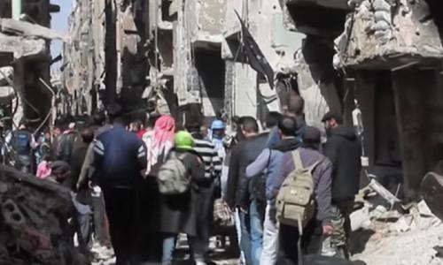 Palestinesi di Siria: Un anno di uccisioni e torture