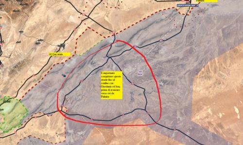 Situazione operativa sui fronti siriani del 5-3-2017 by Stefano Orsi