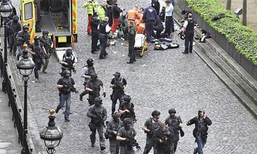 ATTACCO AL PARLAMENTO INGLESE: STRATEGIA DELLA TENSIONE UE?