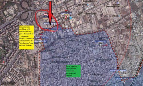 Stefano Orsi: Aggiornamento flash del 22-3-2017 – Situazione operativa sui fronti siriani