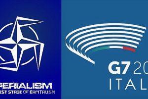 IL G7 IN ITALIA / BREVE STORIA DELLA NATO (PARTE 3)