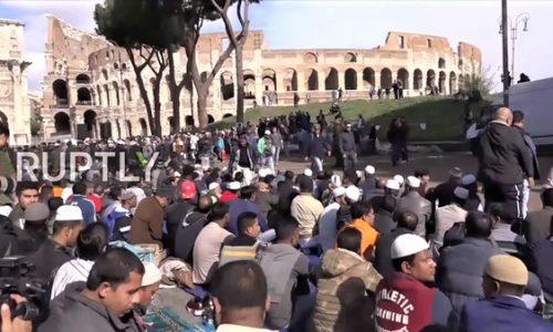 L'Islam, non il Cristianesimo, permea l'Europa