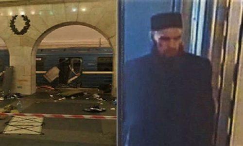 Strategia della tensione a San Pietroburgo: Attentato nella metropolitana