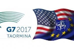 TRUMP IN MEDIORIENTE ED EUROPA, SUMMIT NATO DI BRUXELLES E G7 DI TAORMINA